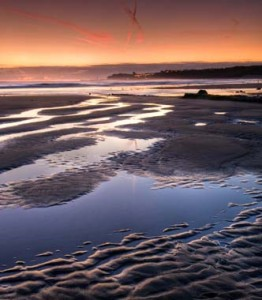 Dawn at Sandsend