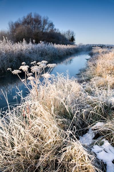 Winter Morning, Costa Beck